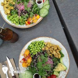 Vegan Guide Hamburg on Tour: wir waren in Göteborg im Urlaub. Roh-veganes Essen bei Open New Doors