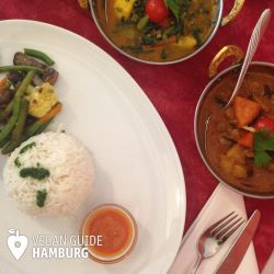 Vegan Guide Hamburg on Tour: wir waren in Göteborg im Urlaub. Vegan essen im Restaurang Himalaya