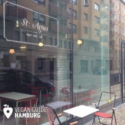 Vegan Guide Hamburg on Tour: wir waren in Göteborg im Urlaub. Café St. Agnes